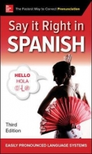 EPLS Say It Right in Spanish, Third Edition
