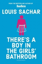 Sachar, Louis There`s a Boy in the Girls` Bathroom