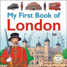 Guillian, Charlotte My First Book of London