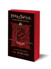 J.K. Rowling, Harry Potter and the Chamber of Secrets - Gryffindor Edition