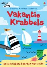 Activiteitenkaarten: Vakantie Krabbels
