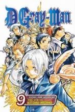 Hoshino, Katsura D. Gray-Man, Vol. 9