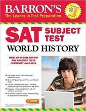 Melega M. Ed, William Barron`s SAT Subject Test World History, 2nd Edition