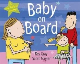 Gray, Kes Baby on Board