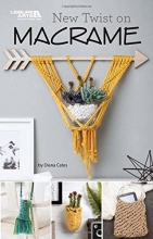 Cates, Diana New Twist on Macrame