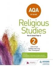 Frye, John AQA A-level Religious Studies Year 2