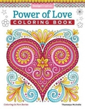 Thaneeya McArdle Power of Love Coloring Book