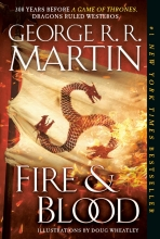 George R.R. Martin , Fire and Blood
