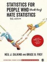Frey Salkind , Statistics People Who Think They Hate Statistics - International