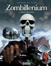 De Pins, Arthur Zombillenium 2