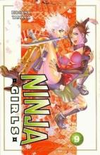 Tanaka, Hosana Ninja Girls, Volume 9