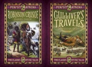 Defoe, Daniel,   Swift, Jonathan Robinson Crusoe Gulliver`s Travels