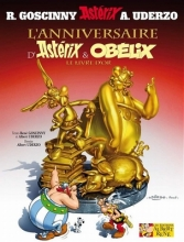 Goscinny, Rene Asterix 34. Le livre d`or d`Astérix