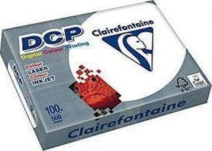 , Laserpapier Clairefontaine DCP A4 100gr wit 500vel
