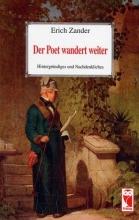 Zander, Erich Der Poet wandert weiter