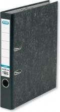 , Ordner Elba Smart Original A4 50mm karton zwart gewolkt