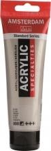 , Talens amsterdam acrylverf tube 120 ml. zilver  800