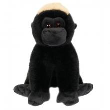, Knuffel pluche  gorilla  max 20 cm
