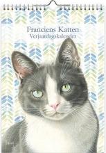 , Verjaardagskalender franciens katten tibbe