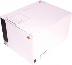 , Postpakketbox 7 CleverPack 485x369x269mm wit 25stuks