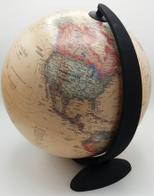 Atmosphere Globes Globe Model Fc1: 30 Cm Gb Antique Ocean Verlicht