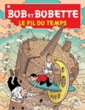 Willy  Vandersteen Bob et Bobette 305 Le fil du temps