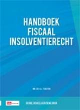 A.J. Tekstra , Handboek fiscaal insolventierecht