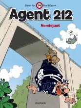 Daniël,Kox/ Cauvin,,Raoul Agent 212 14