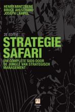 B. Ahlstrand H. Mintzberg  J. Lampel, Strategie-safari