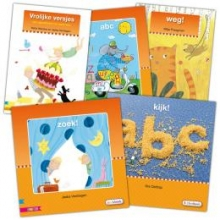 Pakket leesboeken kim-versie kern start (5 titels)