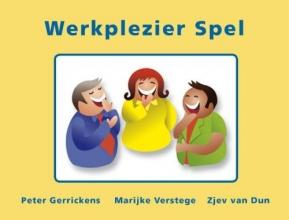 Z. van Dun P. Gerrickens  M. Verstege, Werkplezier Spel