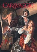 Manara,,Milo Caravaggio Hc01