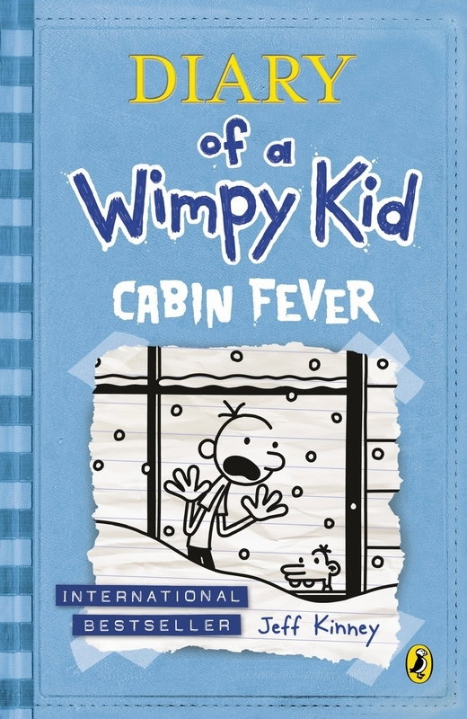 Kinney, Jeff,Diary of a Wimpy Kid: Cabin Fever