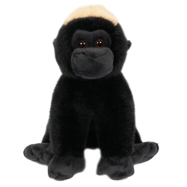 ,Knuffel pluche  gorilla  max 20 cm