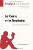 Graulich, Tram-Bach, Analyse : La Carte et le Territoire de Michel Houellebecq  (analyse compl?te de l`oeuvre et r?sum?)