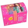 , Topmodel coin bank with code and sound alpaca