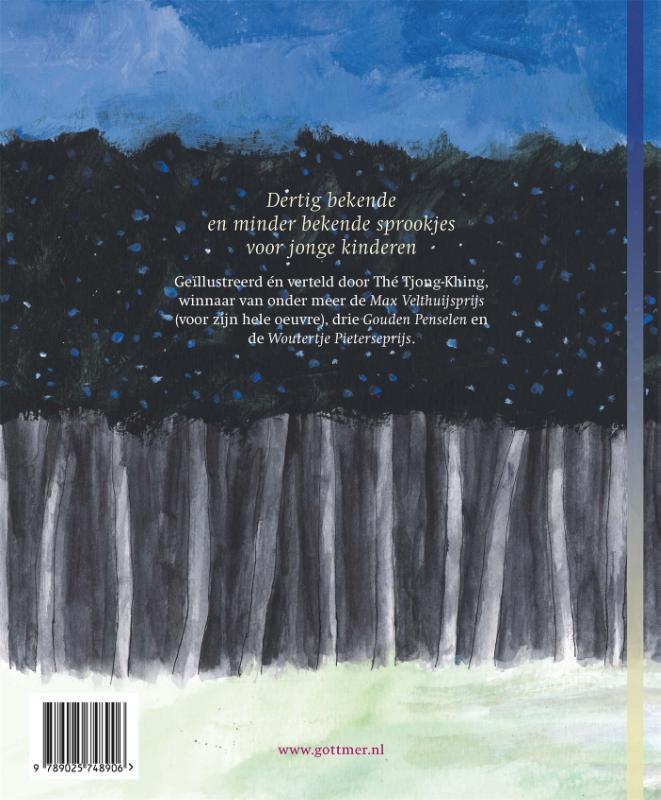 Tjong-Khing The,De dertig mooiste verhalen van de sprookjesverteller