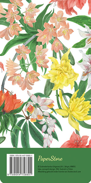 ZNU,To do-lijst - Tropical Flowers