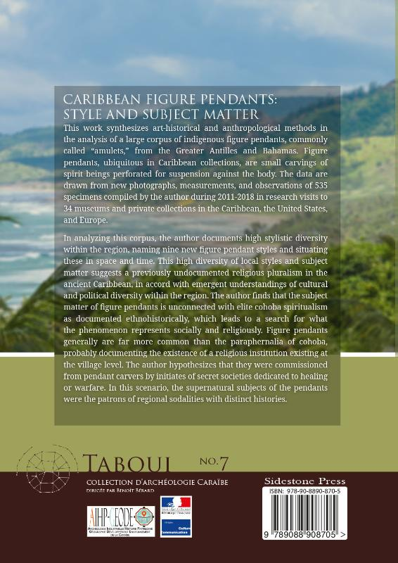 Vernon James Knight,Caribbean Figure Pendants: Style and Subject Matter