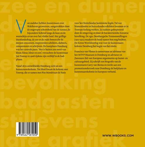 Francisca van Vloten,De schilders van Domburg