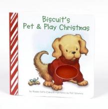 Capucilli, Alyssa Satin Biscuit`s Pet & Play Christmas