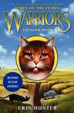 Hunter, Erin,   McLoughlin, Wayne Warriors: Dawn of the Clans 02: Thunder Rising