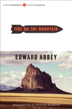 Abbey, Edward Fire on the Mountain