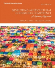 Hays, Danica G.,   Erford, Bradley T. Developing Multicultural Counseling Competence