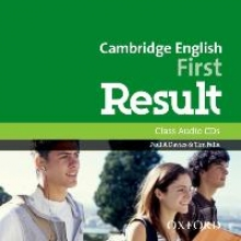 Cambridge English: First Result: Class Audio CDs
