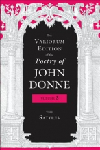 Donne, John The Variorum Edition of the Poetry of John Donne