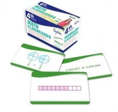 Fourth Grade Math Flashcards