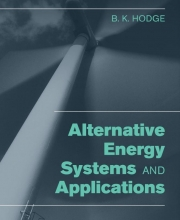 Hodge, B. K. Alternative Energy Systems and Applications