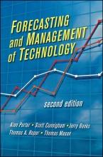 Porter, Alan L. Forecasting and Management of Technology