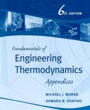 Moran, Michael J. Fundamentals of Engineering Thermodynamics